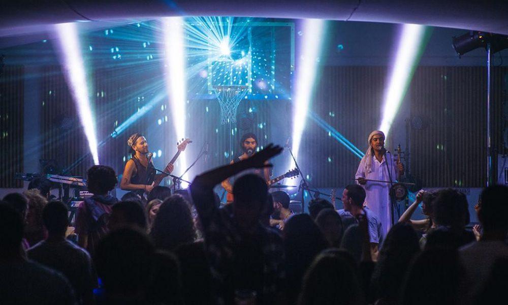 הגברה ותאורה למופעים